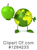 Earth Character Clipart #1284233 by Julos