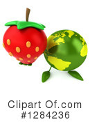 Earth Character Clipart #1284236 by Julos