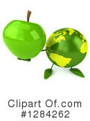 Earth Character Clipart #1284262 by Julos