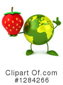 Earth Character Clipart #1284266 by Julos