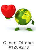 Earth Character Clipart #1284273 by Julos