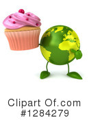 Earth Character Clipart #1284279 by Julos