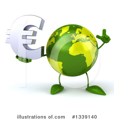 Earth Mascot Clipart #1339140 by Julos