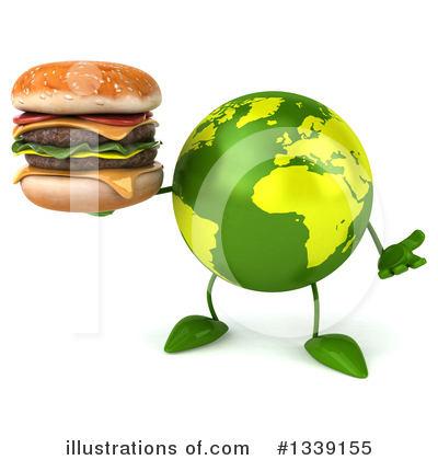 Earth Character Clipart #1339155 by Julos