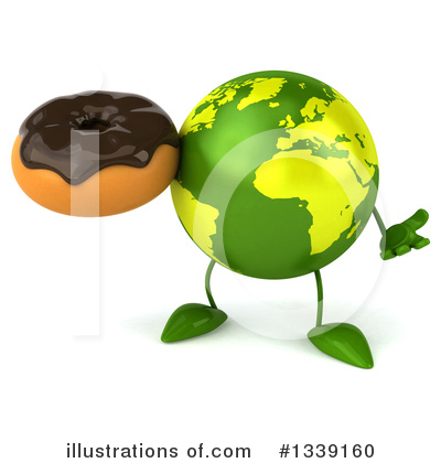 Earth Clipart #1339160 by Julos