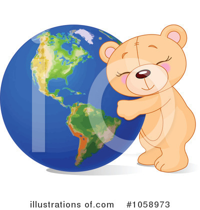 Earth Clipart #1058973 by Pushkin