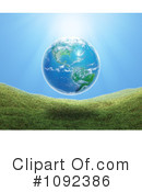Earth Clipart #1092386 by Mopic