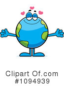 Royalty-Free (RF) Earth Clipart Illustration #1094939