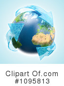 Royalty-Free (RF) earth Clipart Illustration #1095813