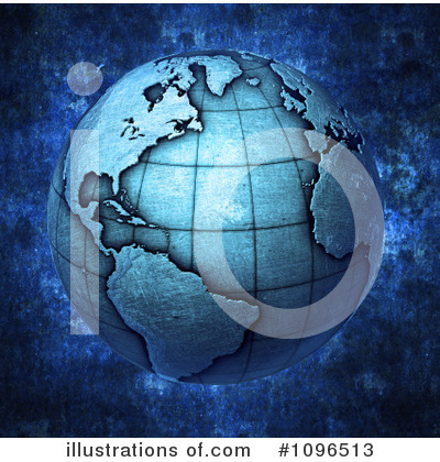 Earth Clipart #1096513 by Mopic