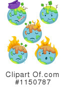 Earth Clipart #1150787 by BNP Design Studio