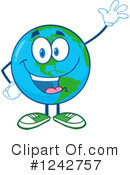 Royalty-Free (RF) Earth Clipart Illustration #1242757