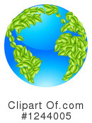 Royalty-Free (RF) earth Clipart Illustration #1244005