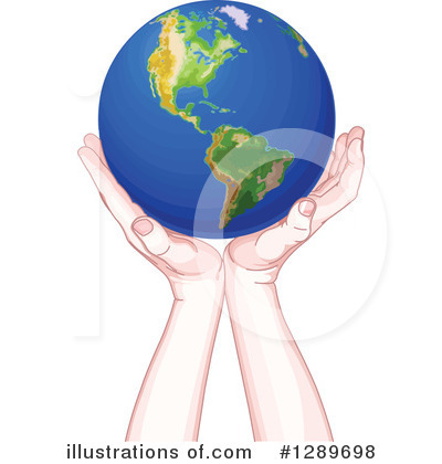Earth Clipart #1289698 by Pushkin
