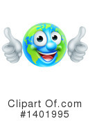 Earth Clipart #1401995 by AtStockIllustration
