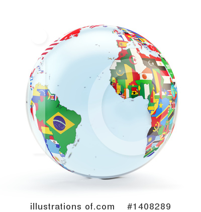 Royalty-Free (RF) Earth Clipart Illustration by Mopic - Stock Sample #1408289
