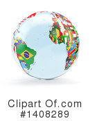 Earth Clipart #1408289 by Mopic