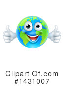Earth Clipart #1431007 by AtStockIllustration