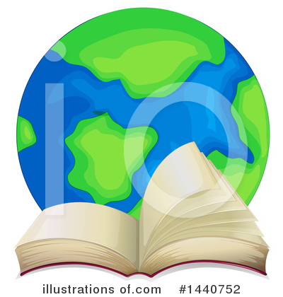 Reading Clipart #1440752 by Graphics RF