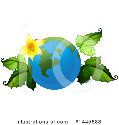 Earth Clipart #1445683 by Graphics RF