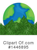 Royalty-Free (RF) Earth Clipart Illustration #1446895