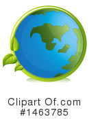 Earth Clipart #1463785 by Graphics RF