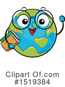 Earth Clipart #1519384 by BNP Design Studio