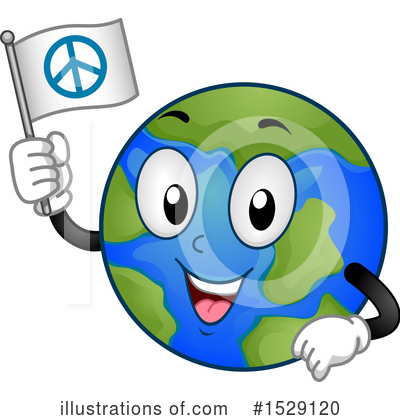Earth Clipart #1529120 by BNP Design Studio