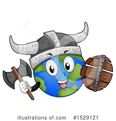 Earth Clipart #1529121 by BNP Design Studio