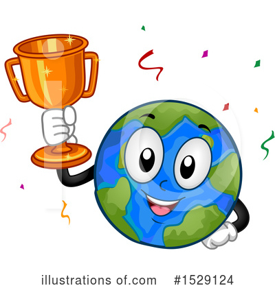 Royalty-Free (RF) Earth Clipart Illustration by BNP Design Studio - Stock Sample #1529124