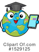 Earth Clipart #1529125 by BNP Design Studio