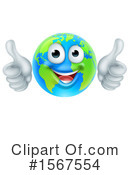 Earth Clipart #1567554 by AtStockIllustration