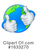 Earth Clipart #1633270 by AtStockIllustration
