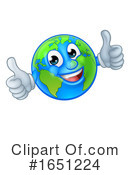 Earth Clipart #1651224 by AtStockIllustration