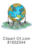Earth Clipart #1652344 by BNP Design Studio