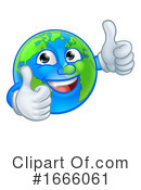 Earth Clipart #1666061 by AtStockIllustration