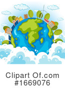 Earth Clipart #1669076 by Graphics RF