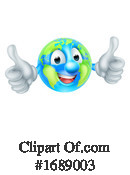 Earth Clipart #1689003 by AtStockIllustration