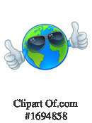 Earth Clipart #1694858 by AtStockIllustration