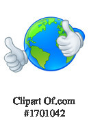 Earth Clipart #1701042 by AtStockIllustration