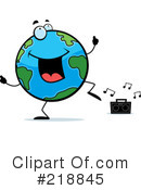 Earth Clipart #218845 by Cory Thoman