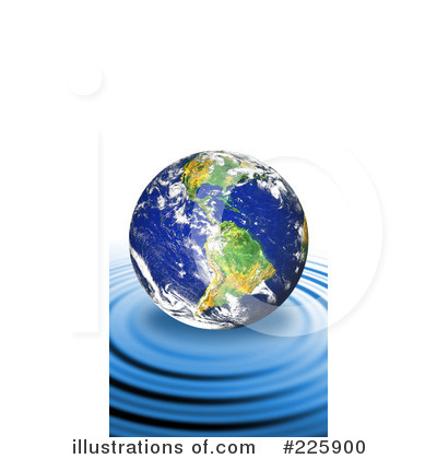 Earth Clipart #225900 by Arena Creative