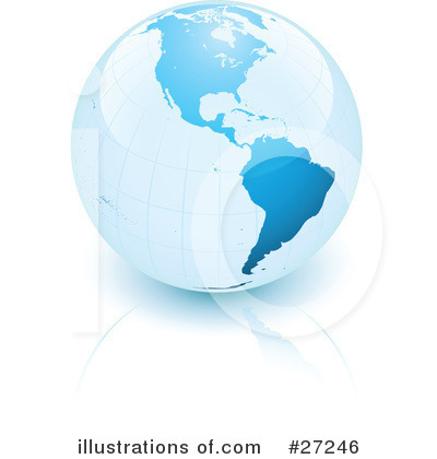 Globe Clipart #27246 by beboy