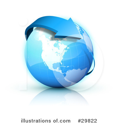 Earth Clipart #29822 by beboy | Royalty-Free (RF) Stock Illustrations