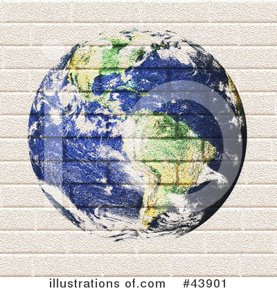 Earth Clipart #43901 by Arena Creative