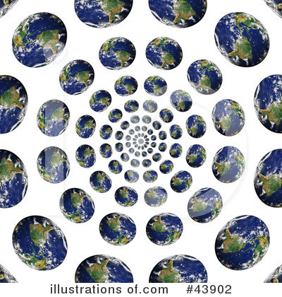 Earth Clipart #43902 by Arena Creative