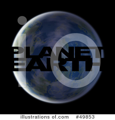 Earth Clipart #49853 by Arena Creative