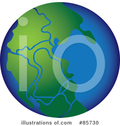 Earth Clipart #85730 by Rosie Piter