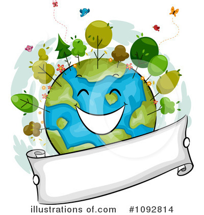 Earth Day Clipart #1092814 by BNP Design Studio