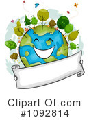 Royalty-Free (RF) Earth Day Clipart Illustration #1092814